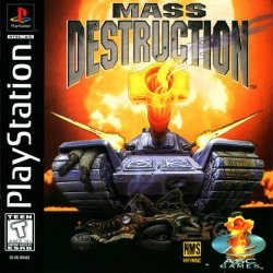 Mass Destruction front cover