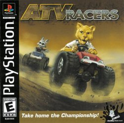ATV Racers front cover
