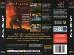 Apocalypse back cover