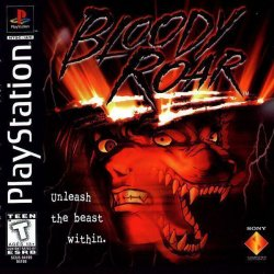 Bloody Roar front cover