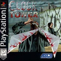 Clock Tower front cover