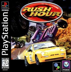 Rush Hour front cover