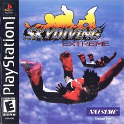 Skydiving Extreme front cover