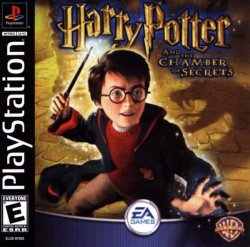 Harry Potter and the Chamber of Secrets front cover