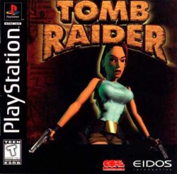 Tomb Raider front cover