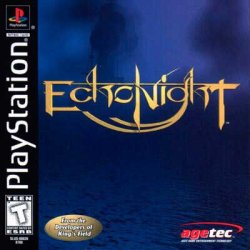 Echo Night front cover