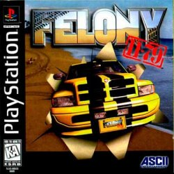 Felony 11-79 front cover