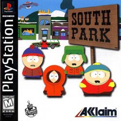 South Park front cover