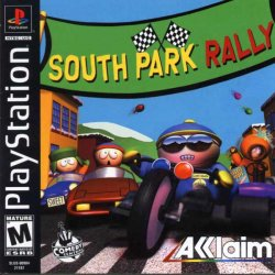 South Park Rally front cover