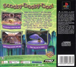 Scooby-Doo and the Cyber Chase back cover
