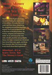 Silverload back cover
