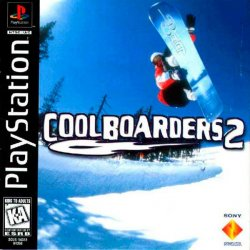Cool Boarders 2 front cover