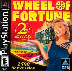 Wheel of Fortune: 2nd Edition front cover