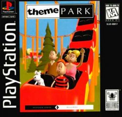 Theme Park front cover