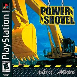 Power Shovel front cover