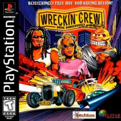 Wreckin Crew front cover