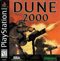 Dune 2000 front cover