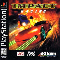 Impact Racing front cover